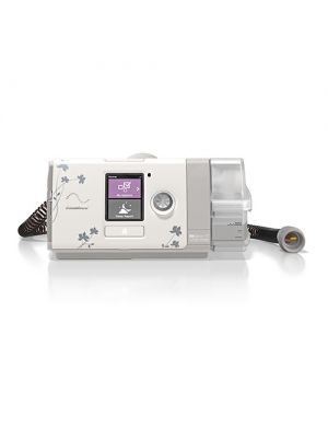 alt-ResMed AirSense™ 10 AutoSet™ for Her CPAP w/ HumidAir™ Humidifer and ClimateLineAir™ Tube - Front
