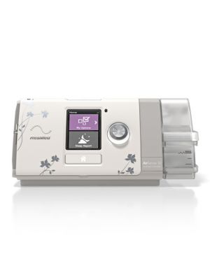 alt-ResMed AirSense™ 10 AutoSet™ for Her CPAP w/ HumidAir™ Humidifier - Front