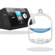 ResMed AirSense™ 10 AutoSet Deluxe CPAP Bundle-AirFit™ P30i Nasal Pillow Mask