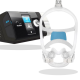 ResMed AirSense™ 10 AutoSet Deluxe CPAP Bundle-AirFit™ F30i Full Hybrid Mask