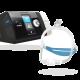 ResMed AirSense™ 10 AutoSet Deluxe CPAP Bundle-AirFit™ N30i Nasal Cradle Mask